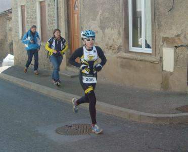 Bike & Run Aveize 2014