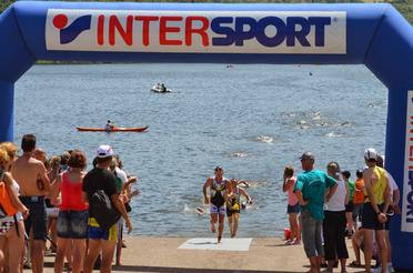 Triathlon de Roanne 2014